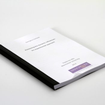 A thermal bound dissertation