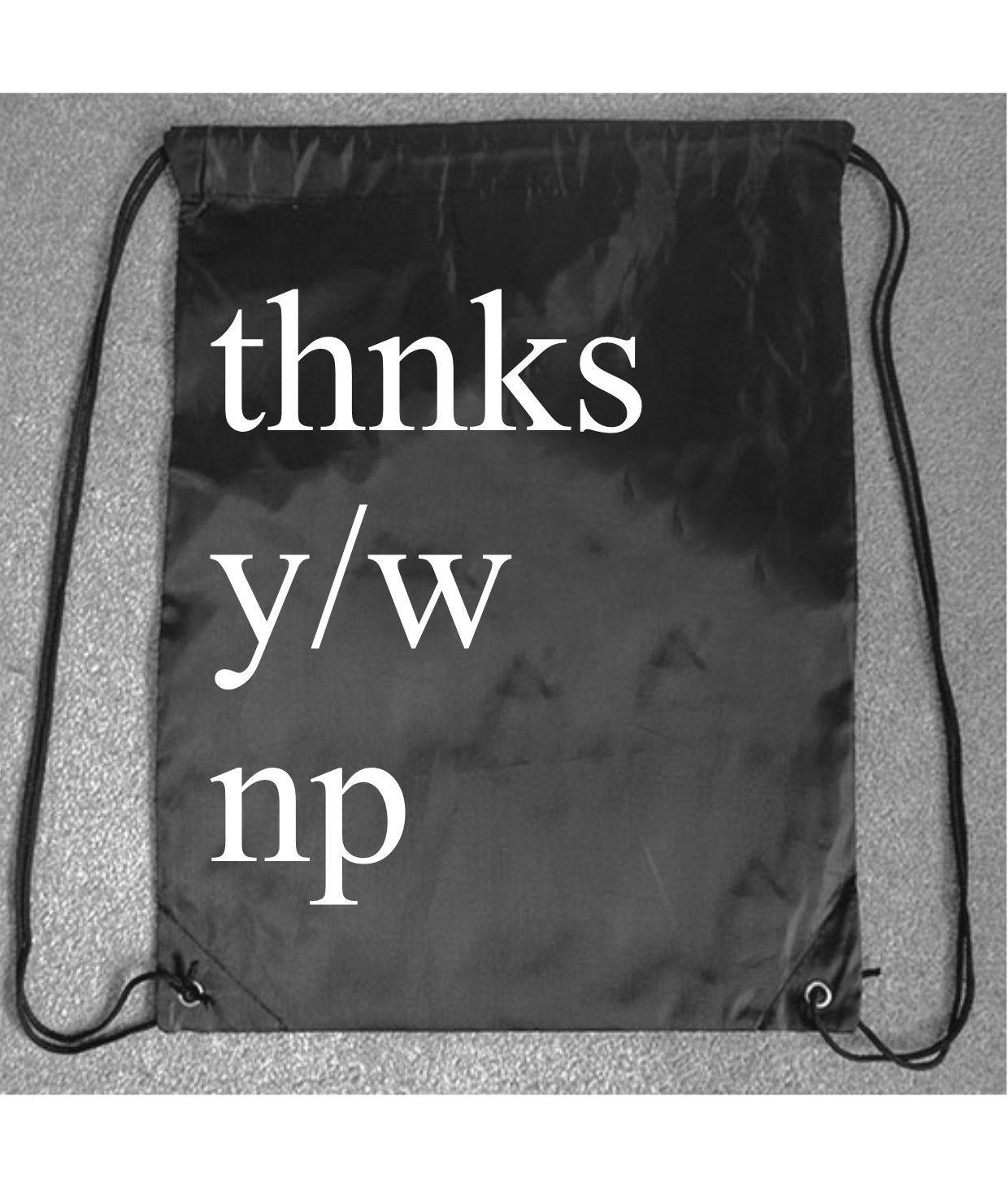 np text slang