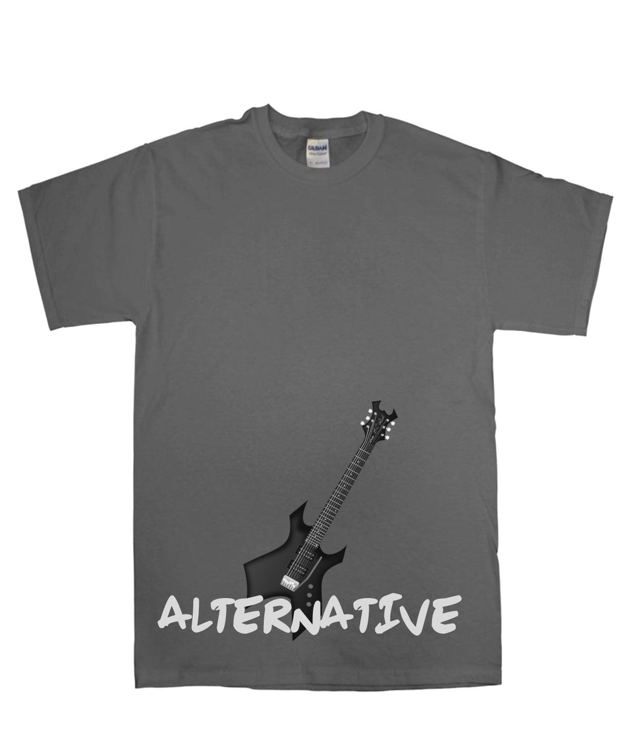 Fun Rock Gift Shirt Guitar Printed Music Indie T Kids Alternative SGqVLUMzjp