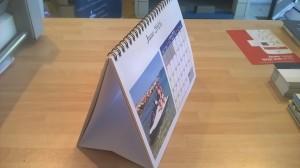 Desk Calendar A5